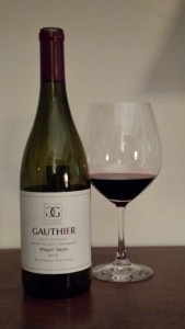 Gauthier Pinot Noir